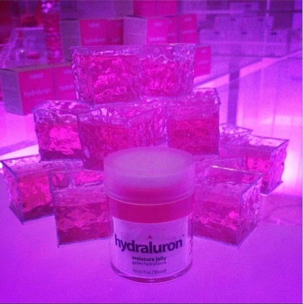 hydraluron moisture jelly UK launch