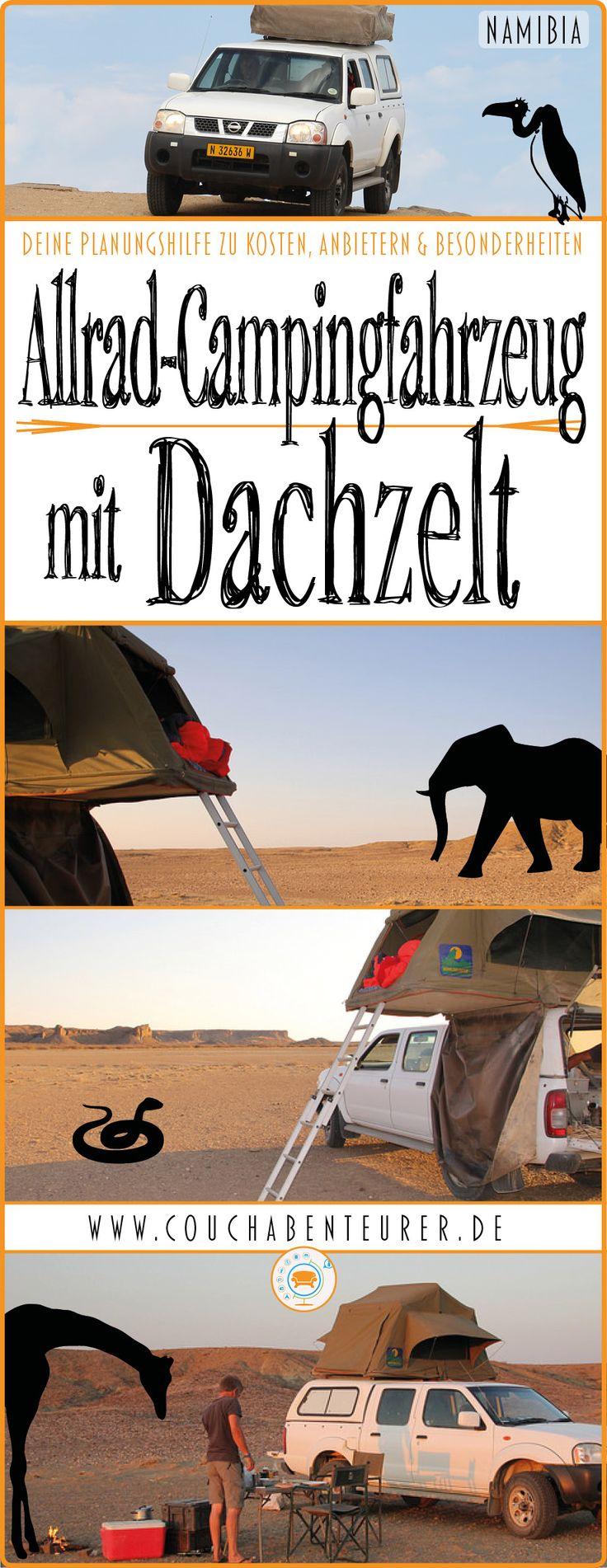 Du bist auf der Suche nach einem Fahrzeug mit Dachzelt in Namibia? Dich interessieren unsere Erfahrungen? Wir waren 15 Tage mit Allradfahrzeug, Campingausrüstung und Dachzelt in Namibia unterwegs.  #namibia #dachzeit #roadtrip #allrad #Camping #reise #reiseblog #reiseblogger #travel #rooftoptent #afrika