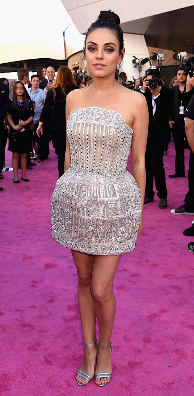 Mila Kunis at the 2016 Billboard Awards