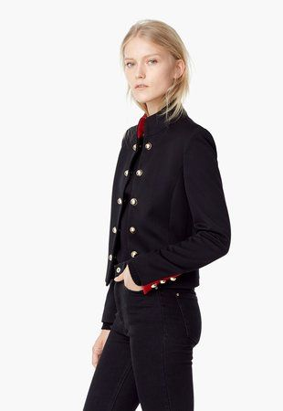Talon Fekete Kabát