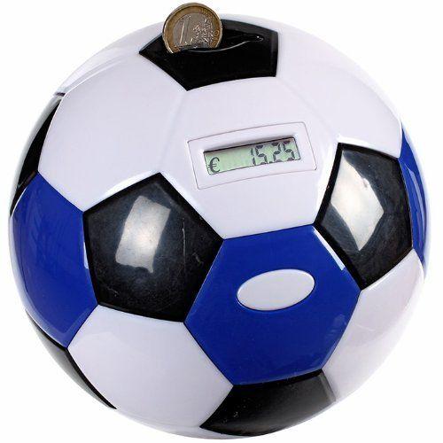 Tirelire Electronique Ballon Football Foot- Compteur digital - Couleur : Bleu de Générique, http://www.amazon.fr/dp/B008IDAGZK/ref=cm_sw_r_pi_dp_7HDRsb1XP8HDJ