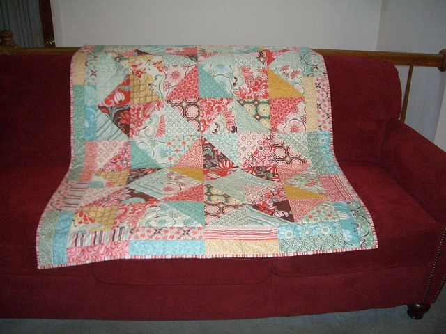 Layer Cake Quilt Moda : 45 best Layer cake quilts images on Pinterest Layer cake ...