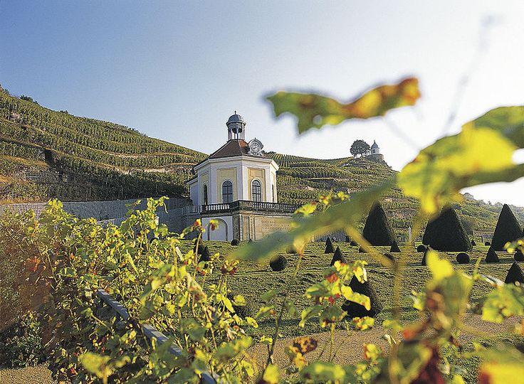 Schloss Wackerbarth, Radebeul.