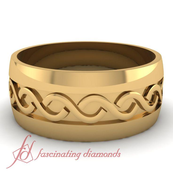 Koa Wood And Tungsten Rings Men Amazon Co Uk