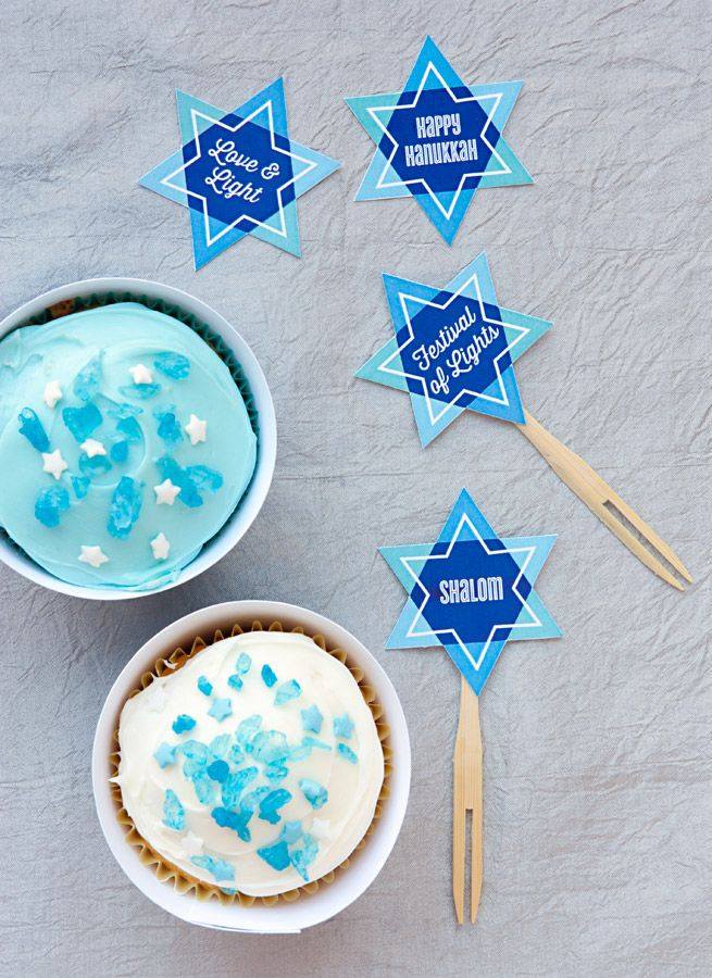 free hannukah printables to help you celebrate the festival of lights!