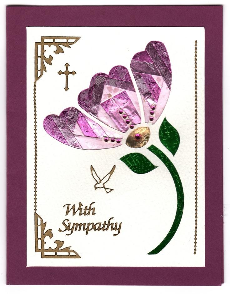 Dee Crafts Iris Folding Cards