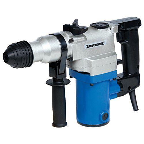 Silverline 633821 Sds Plus Hammer Drill 850 W