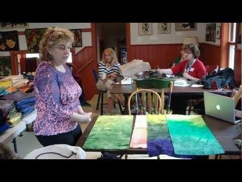 Michele Micarelli explains transcolor dyeing