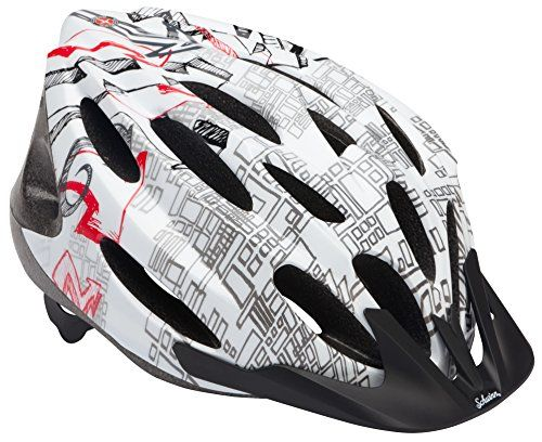 Kids' Bike Helmets - Schwinn Traveler Youth Microshell Helmet White *** Read more reviews of the product by visiting the link on the image.