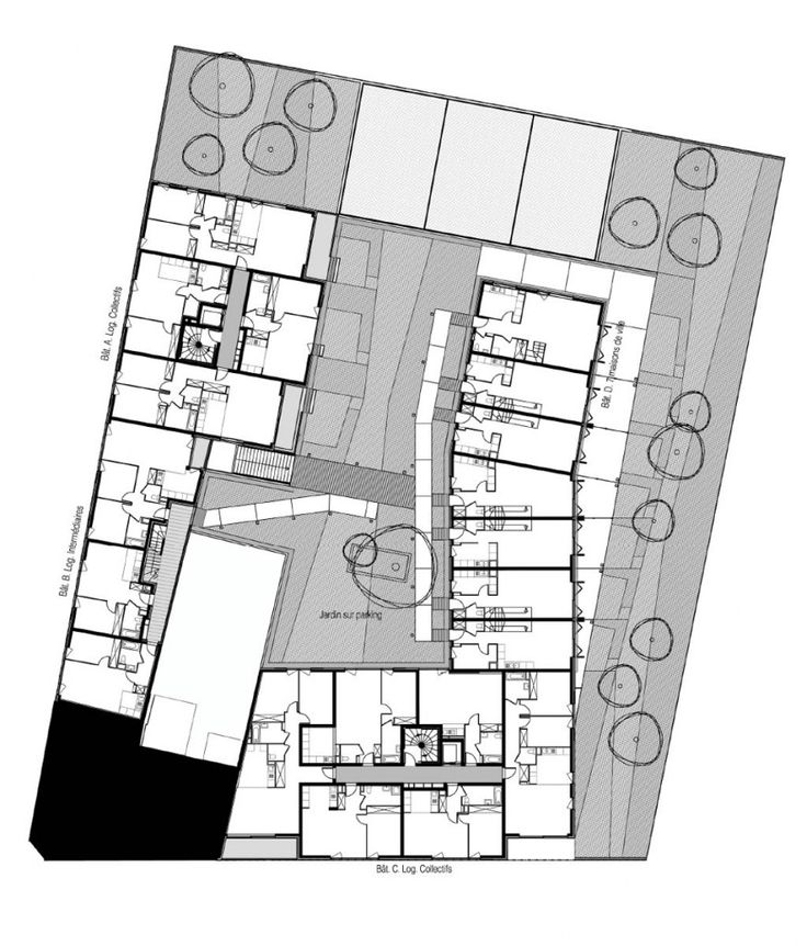98 best images about Residential Building Plans on Pinterest