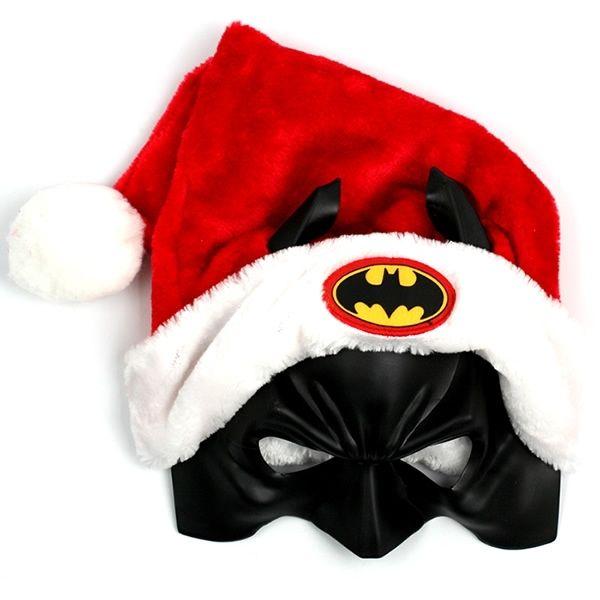 Batman Santa Hat $19.95