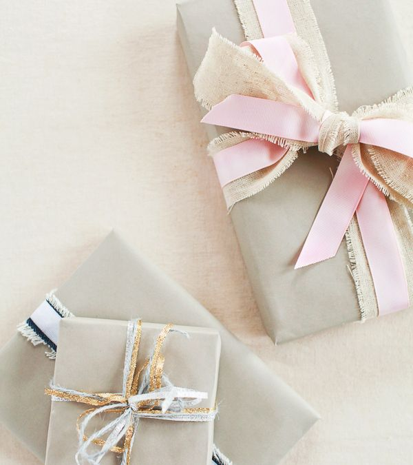 How To Wrap the Perfect Gift OSBP and Craftsy