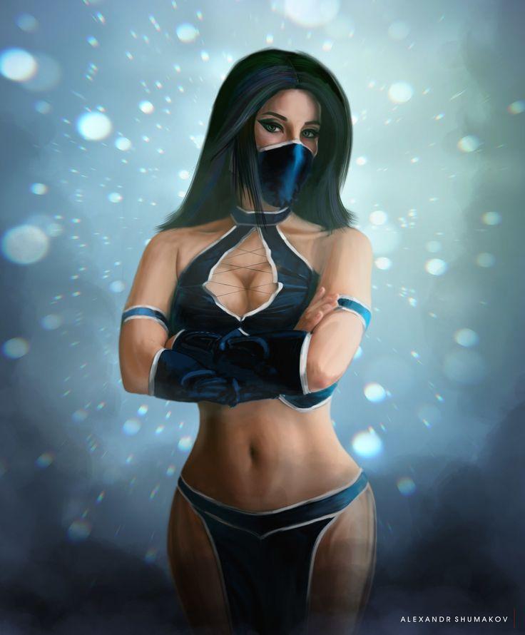 Mortal kombat hot sexy