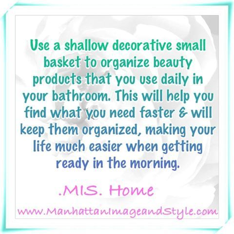 Home tips and more at MIS Facebook!