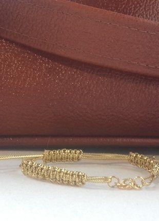 Kup mój przedmiot na #vintedpl http://www.vinted.pl/akcesoria/bizuteria/16735774-elegancka-stylowa-zlota-bransoletka-typu-shamballa