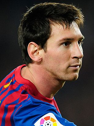 """""""King Leo"""" Lionel Messi is the best football player in the world, possibly of all time, TIME Maganize says. Argentine footballer featured on the cover of TIME's february edition."""