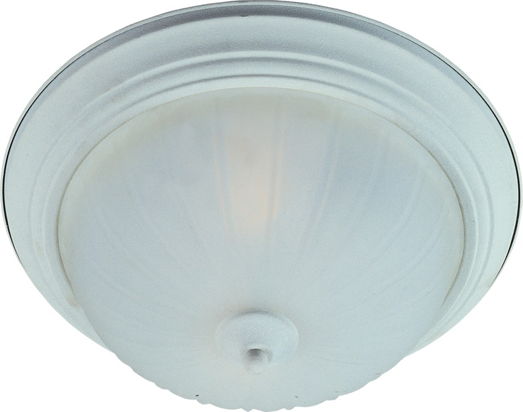 Maxim 5831FTTW - 2-Light Flush Mount