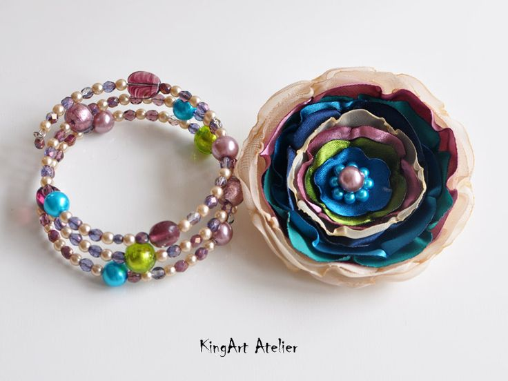 Handmade design jewelery (KingArt Atelier)