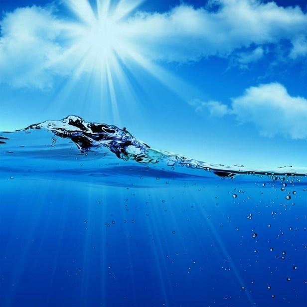Blue Water www.missdinkles.com