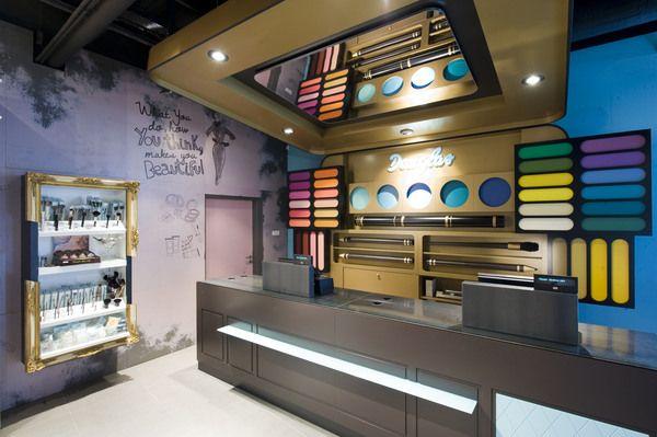 Douglas Parfumerie In-Store Branding & Communication on Behance