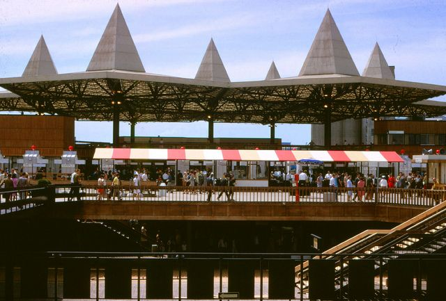 Place d''accueil (Expo 67)