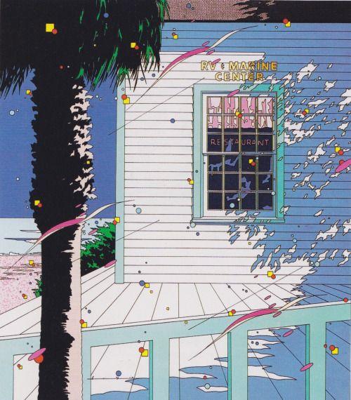 palmandlaser: Eljin Suzuki (1985)