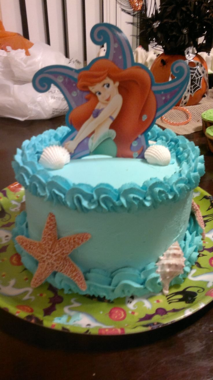 10 best Lilly\'s 9th Birthday images on Pinterest   Little mermaids ...