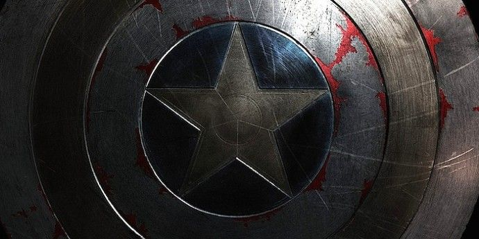 Captain America The Winter Soldier Poster Shield Captain America: The Winter Soldier Review