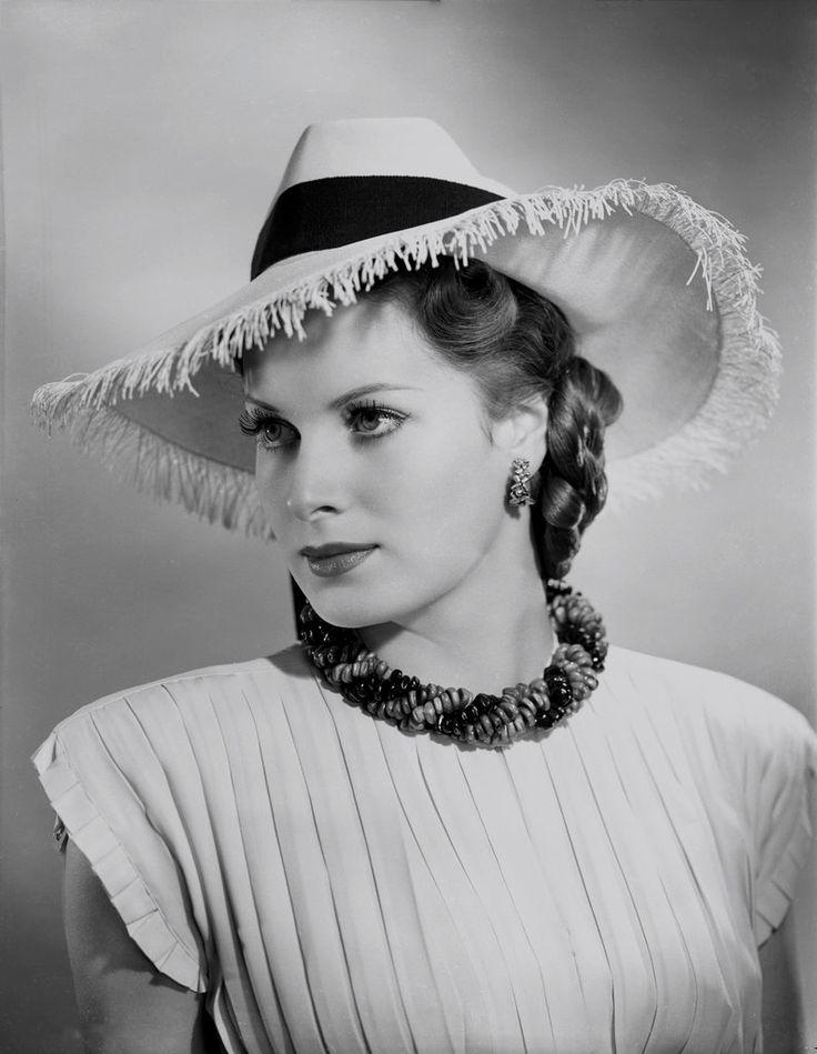 1941. Maureen O'Hara