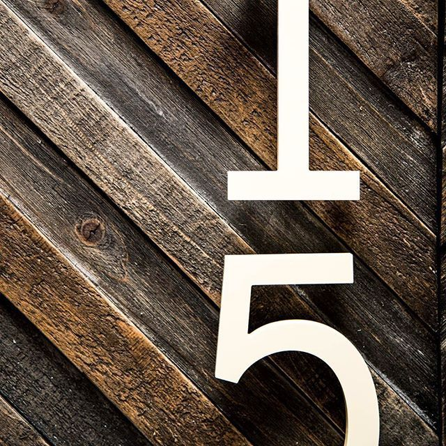 35 best House Numbers from Dropcap Studio images on Pinterest