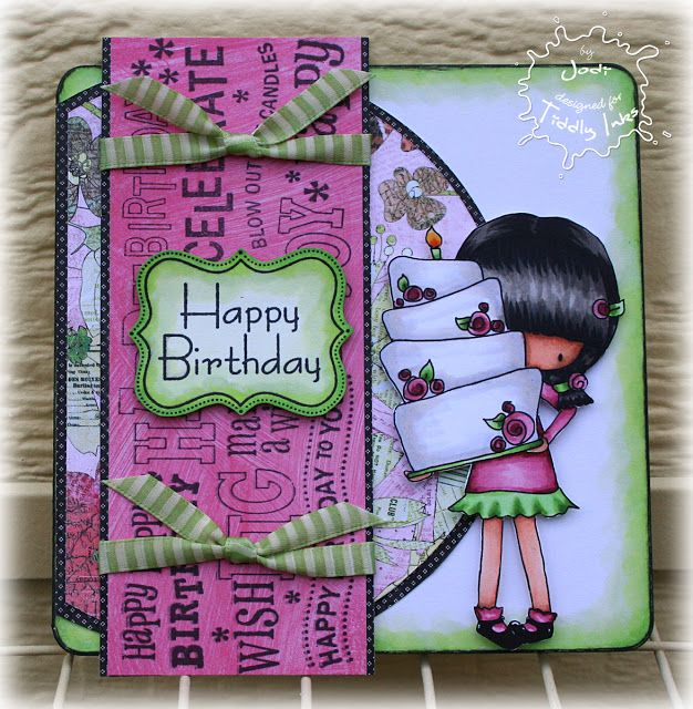 Kaboo Designs: Tiddly Inks Friday Inspiration
