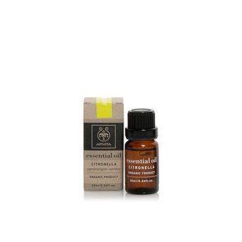 Αpivita Βιολογικό Αιθέριο Έλαιο Citronella-Σιτρονέλα 10ml - Αιθέρια έλαια -Έλαια - Εναλλακτική Ιατρική - Προϊόντα - Pharmacy2go