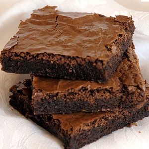Receta de Brownie de Chocolate