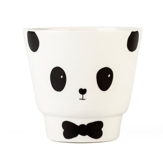 Bror is a brand new member of Meyer-Lavignes family of quirky and whimsical existences. Good morning cup is a tribute to the good everyday. The cup...