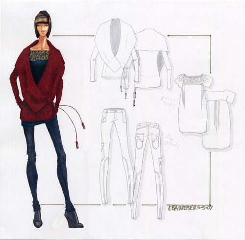 17 best images about portfolio layout ideas on pinterest for To be a fashion designer