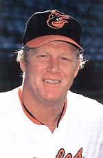 Boog Powell  Has has some great pit beef also