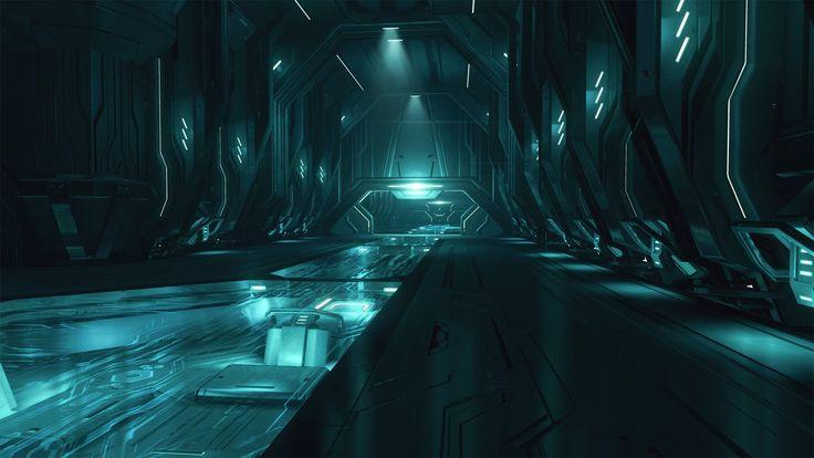 Halo 4 : Reclaimer by HaloMika.deviantart.com on @DeviantArt