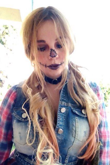 Halloween costume Scarecrow/Espántapajaros 🌾🎃✨👻