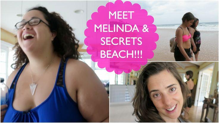 Meet Melinda and Secrets Beach!