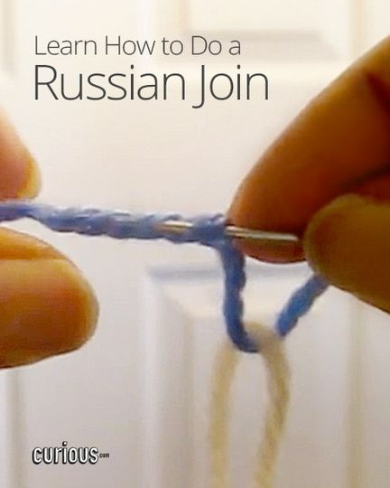 Knitting Russian Join Yarn : Best ideas about joining yarn on pinterest thread