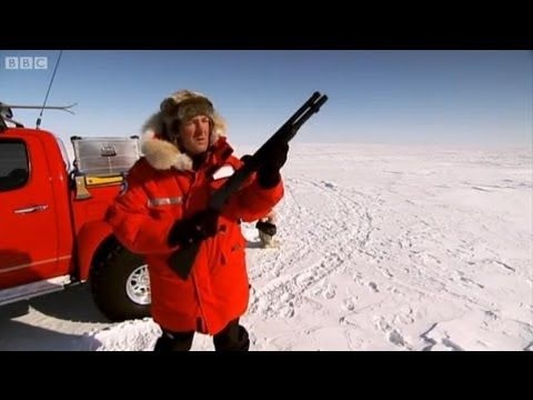 Driving To The North Pole In A Pickup Truck - Top Gear