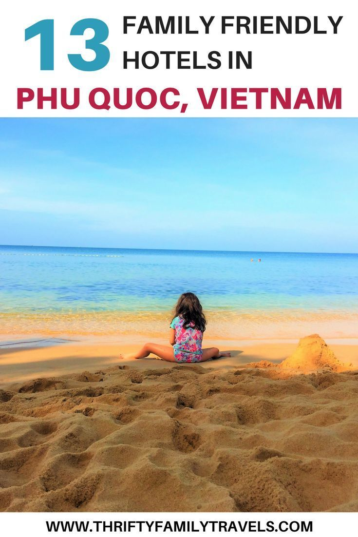 Are you heading to Phu Quoc Vietnam for a beach getaway? If so, you have to check out these awesome Phu Quoc Beach accommodations. We picked out our favorite beach hotels Phu Quoc so you can find the one that's perfect for you. You'll love these family friendly hotels in Phu Quoc and you'll love the beautiful beaches here too. Come check them out and save them to your travel board so you can find them before your next trip.
