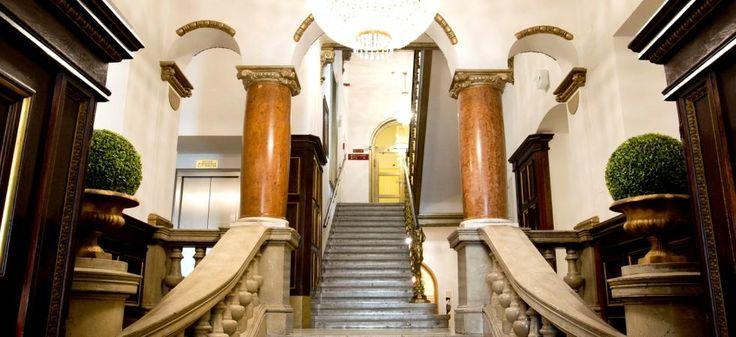 Welcome to Hotel Fürst Metternich in Vienna