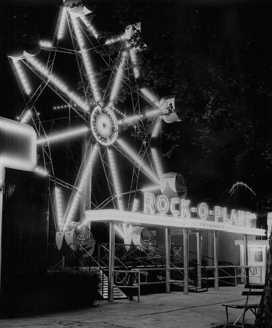 Americana Amusement Park - Middletown, Ohio; where I spent a summer singing & dancing in shows!