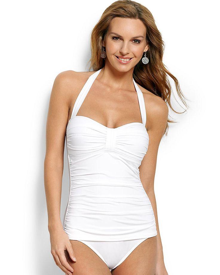 A great white suit.  #RogersWinterWhites