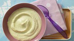 Couscous-Brei mit Pfirsich - Nachmittagsbrei ab 9. Monat (milchfrei) - smarter - Kalorien: 138 Kcal - Zeit: 10 Min.   eatsmarter.de