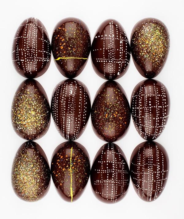 Patrick Roger designer chocolate eggs