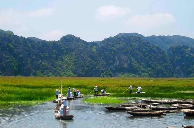 2-Day Cuc Phuong Wildlife Experience from Hanoi 			Spend 2 days exploring Cuc Phuong National Park, the first recognized and best protected nature reserve in Vietnam. See an amazing variety of wildlife, take a boat trip to Van Long, hike in the jungle, visit turtle and primate rescue centers and much more. 					Leave your hotel in Hanoi and travel to Van Long Nature Reserve. Here we will take a sampan boat trip to admire the natural beauty of the area. We then continue onto Cu...