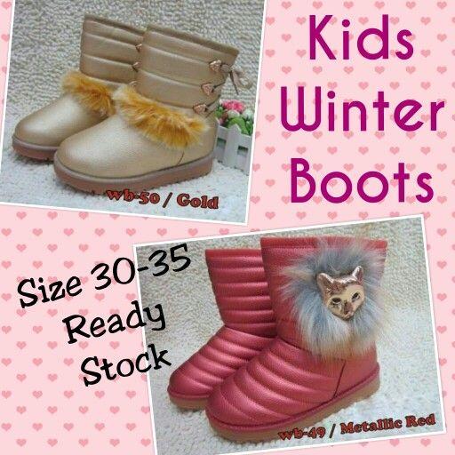 """Lagi cari sepatu #boots anak? Yg keren dan gak pake mahal? Terlengkap,terjangkau dengan model yang up-to-date dan ga pasaran? Hanya di @mayorishop yang paling tau kebutuhan bunda (^_^)   Yuk follow @mayorishop sekarang juga jangan sampai kehabisan koleksi2 terbarunya :-*  Ada harga khusus bagi kamu yang pengen jadi reseller @mayorishop lho ;)  Koleksi terlengkap langsung aja klik http://facebook.com/mayorishop.online atau search """"mayorishop"""" di facebook kamu ;)  Contact Person : PIN BB…"""