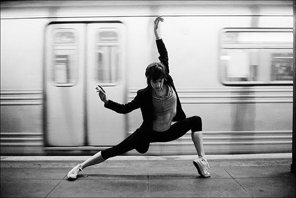 The Ballerina Project | Rotschopf